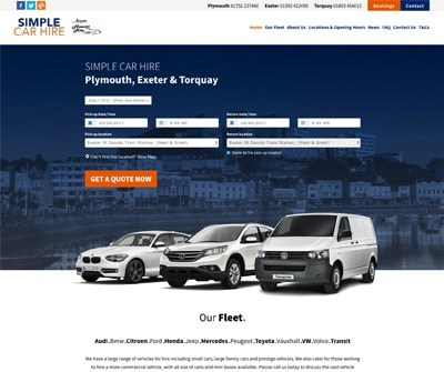 Simple Car Hire